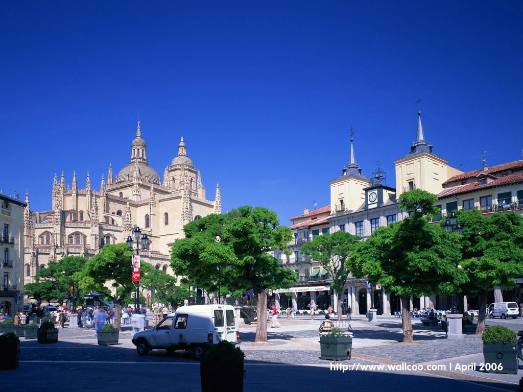 西班牙精美图片