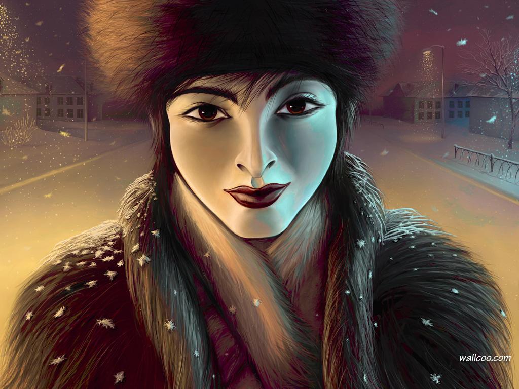 俄罗斯插画艺术