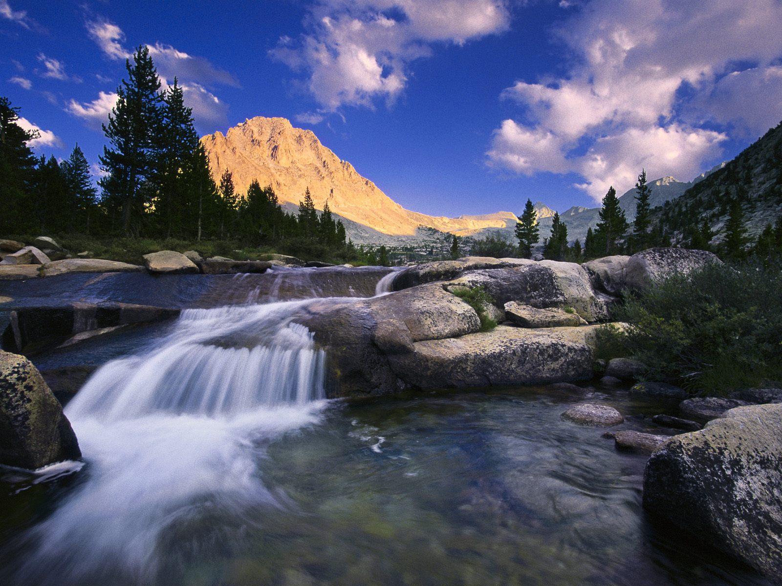 超精美自然风景