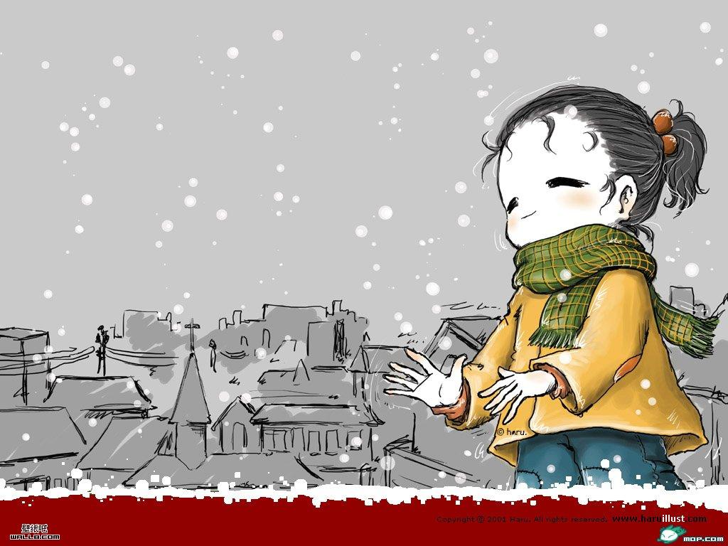 韩国可爱卡通壁纸集