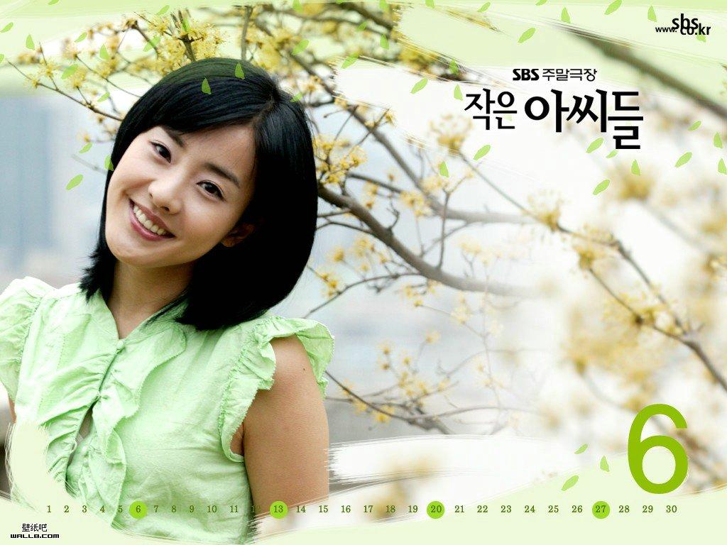 韩剧《小妇人》墙纸