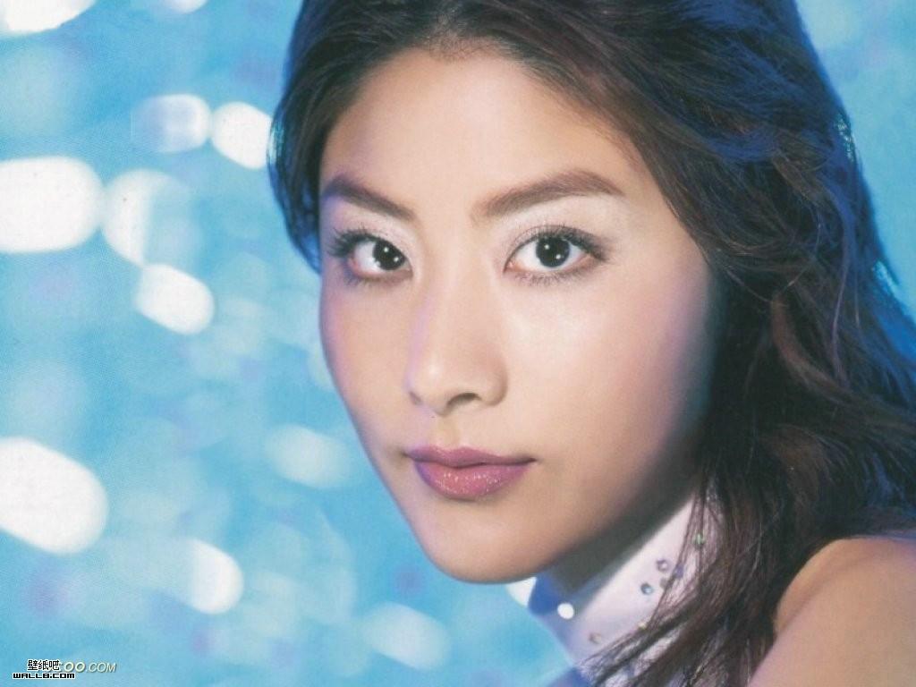香港明星:陈慧琳精美墙纸