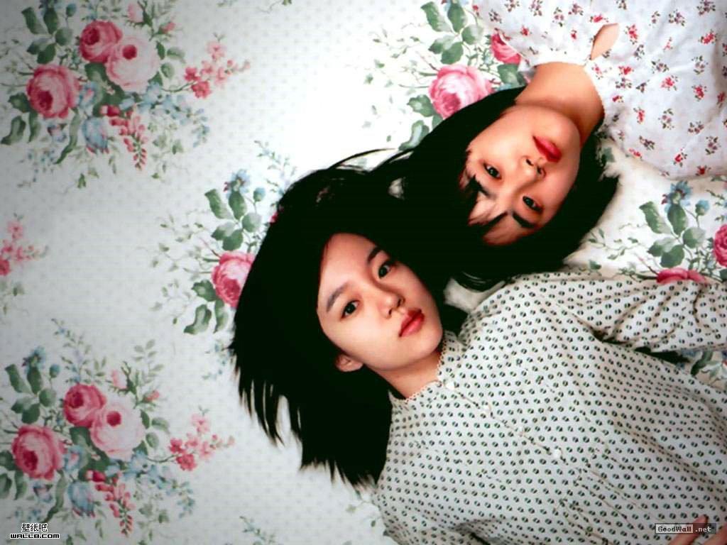 韩国明星:林秀晶墙纸