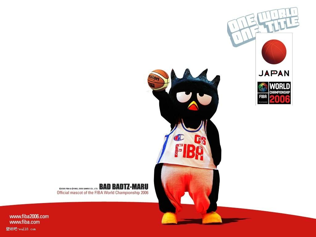 篮球世锦赛墙纸