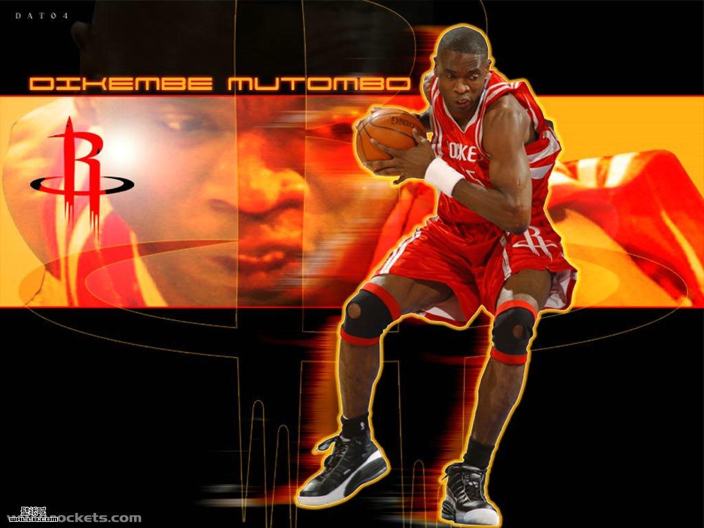 NBA火箭队精彩桌面