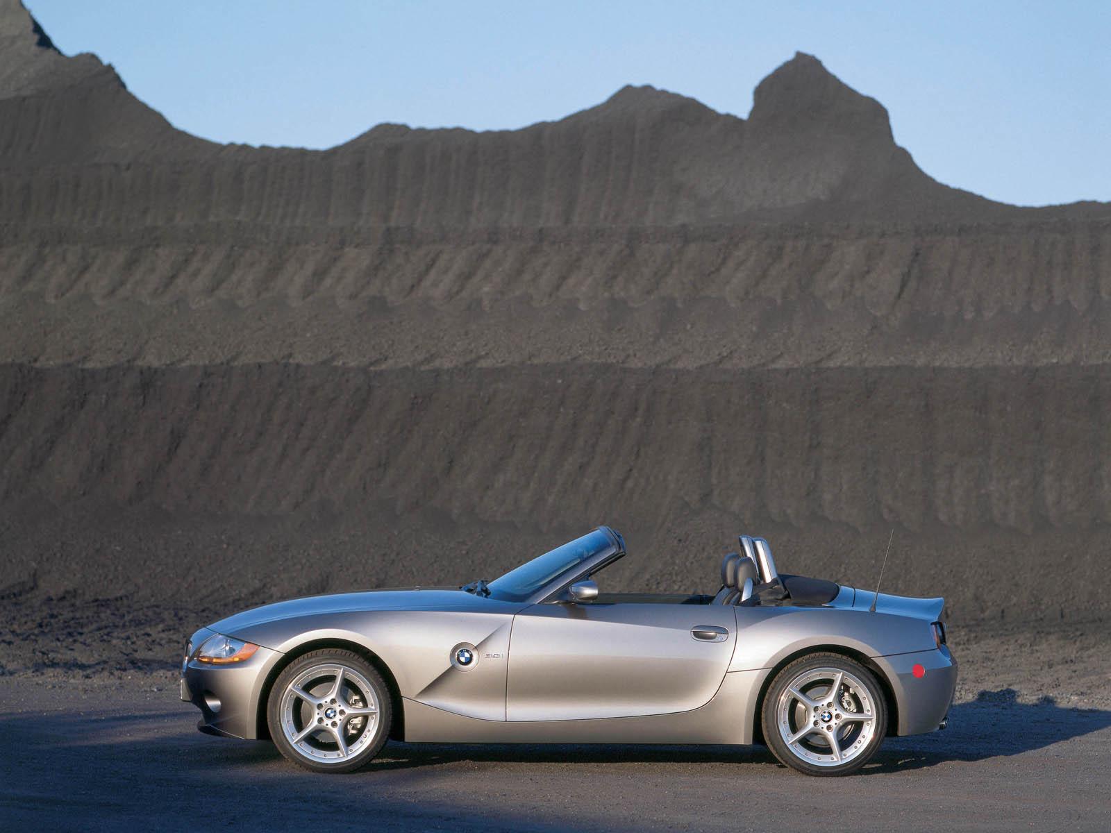 BMW宝马Z4汽车图片专辑20张
